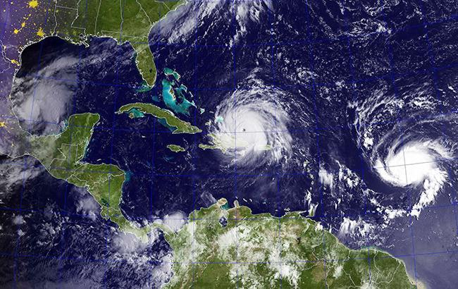 ПосольствоРФ вСША призвало русских жителей косторожности из-за приближения урагана
