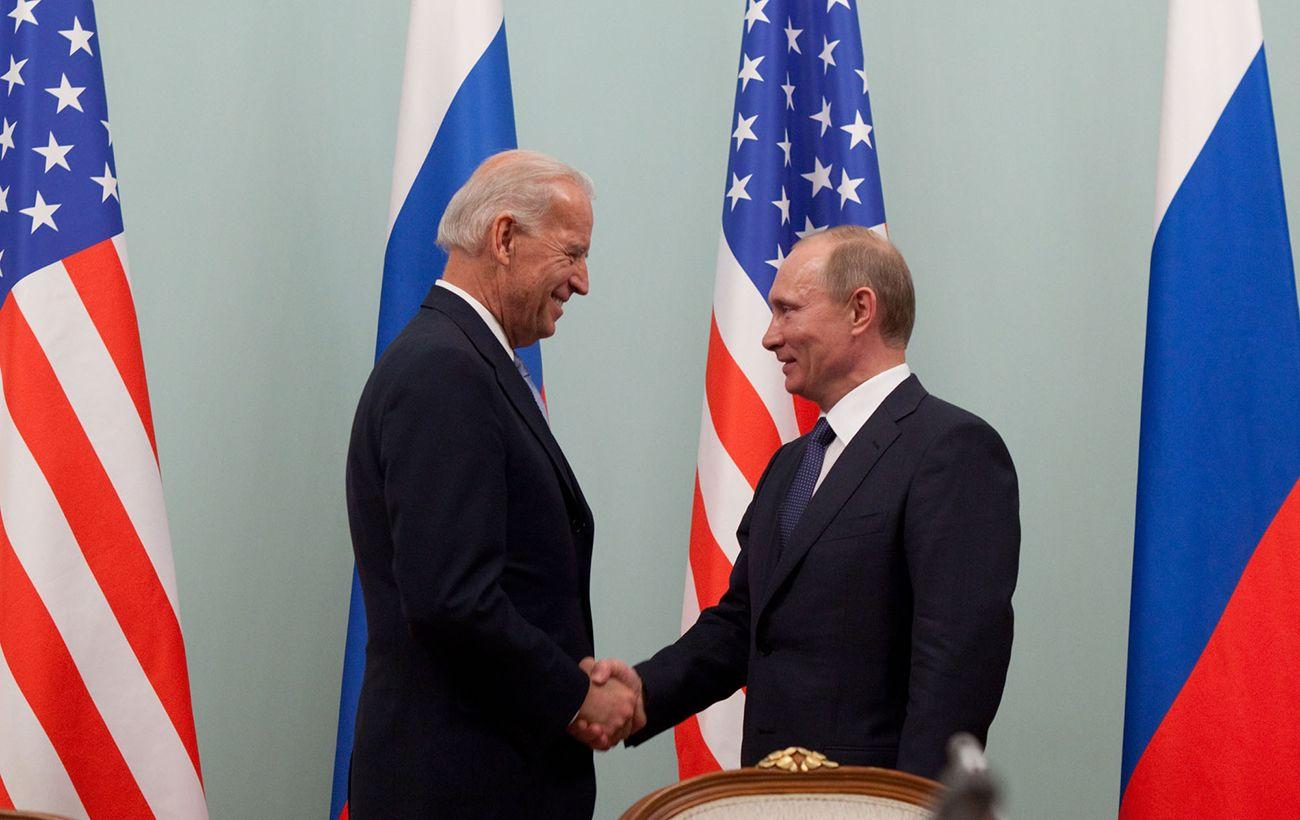 Байден на встрече с Путиным хочет обсудить Украину, - Белый дом