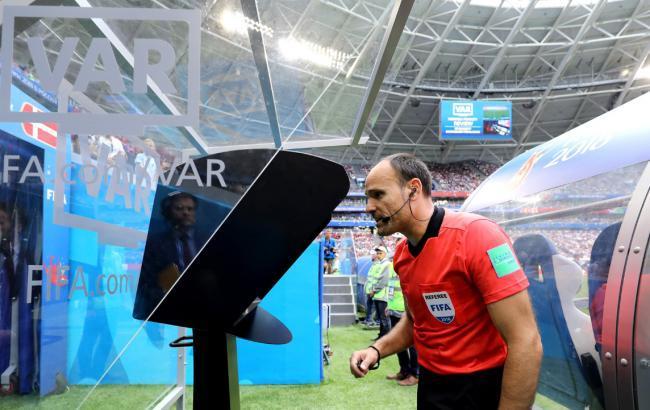 УЄФА оголосив про введення відеоповторів уже в цьому сезоні Ліги чемпіонів