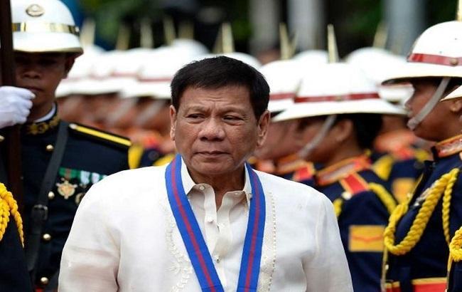 Фото: президент Филиппин