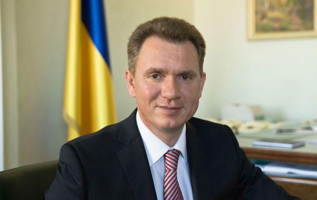 Фото: глава ЦИК Михаил Охендовский
