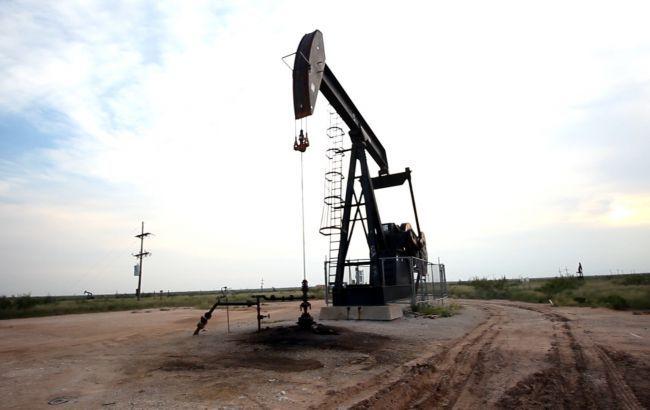 Цена на нефть WTI упала до 0 долларов