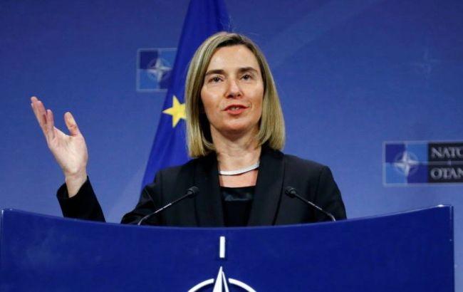 Санкції ЄС проти Росії не залежать від рішень Трампа, - Могеріні