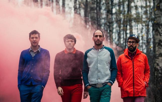 Фото: Група OK Go (Nerdist)