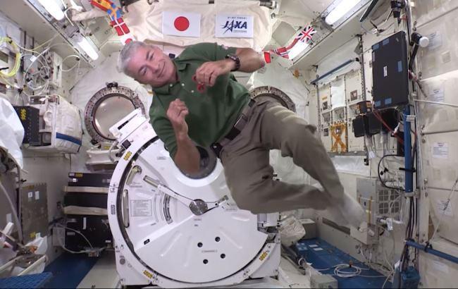 Кадр из видео (YouTube/NASA Johnson)