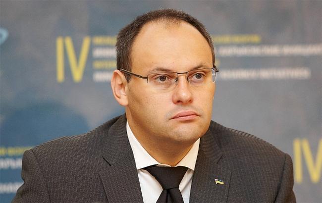 ГПУ завершила розслідування у відношенні екс-глави Держінвестпроекту Каськіва