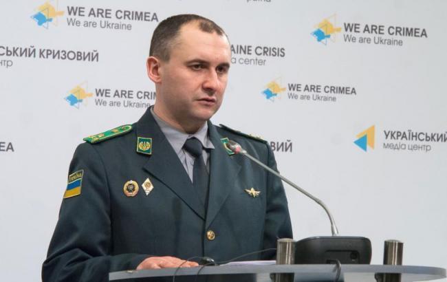 """Фото: Слободян заявил о блокировании пропуска на КПВВ """"Чонгар"""""""