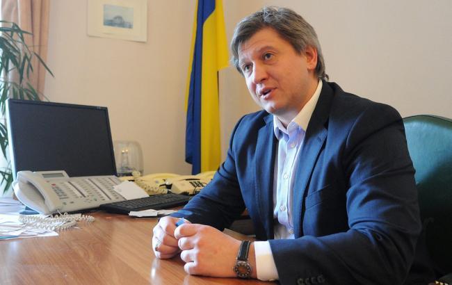Фото: Данилюк спрогнозировал рост украинской экономики