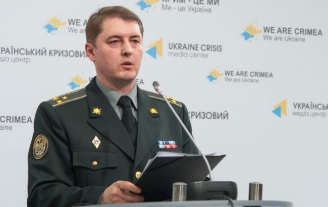 Фото: Мотузяник подтвердил взятие в плен боевика в ходе обстрела Авдеевки