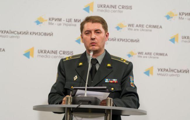 В зоні АТО за добу загинули 7 українських військових, 9 поранені