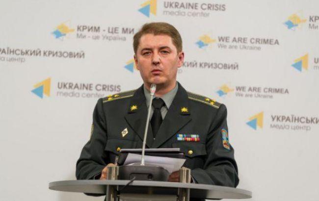 В зоне АТО за сутки погибли 2 украинских военных, 5 ранены