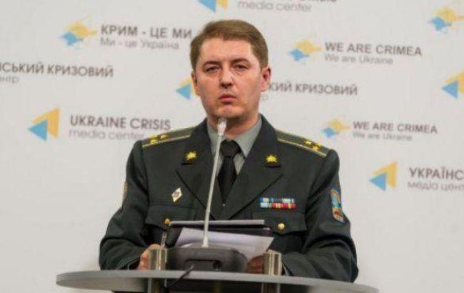 Фото: Александр Мотузяник рассказал о ситуации на Донбассе