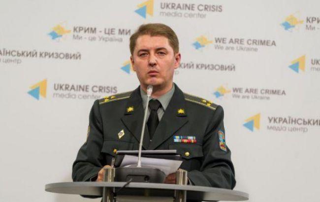 В зоне АТО за сутки ранены 7 украинских военных, погибших нет