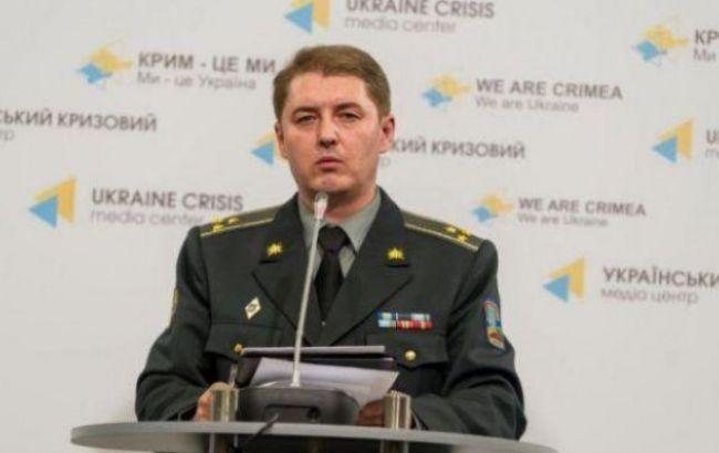 Взоне АТО засутки умер один военный, еще шестеро ранены