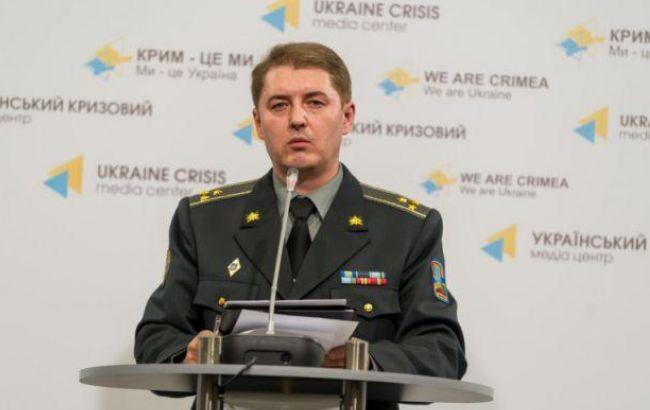Засутки взоне АТО ранены 2 солдата - штаб