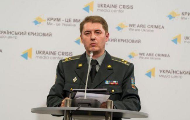 Запрошедшие сутки четверо украинских военнослужащих получили ранения,