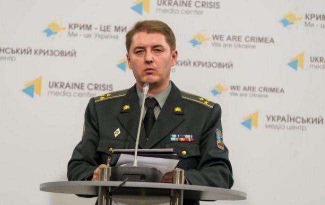 Один украинский военный умер взоне АТО засутки