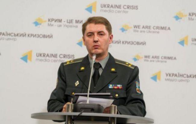 Засутки взоне АТО ранены 11 бойцов— штаб
