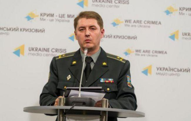 В зоні АТО за добу поранено 2 українських військових, загиблих немає