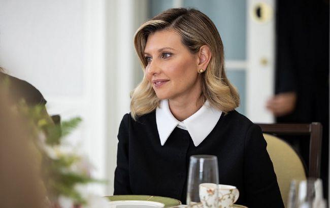 Лаконично и стильно: Елена Зеленская восхитила новым безупречным образом на встрече в США