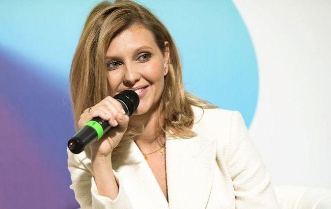 Елена Зеленская рассказала, как открывает миру украинскую моду