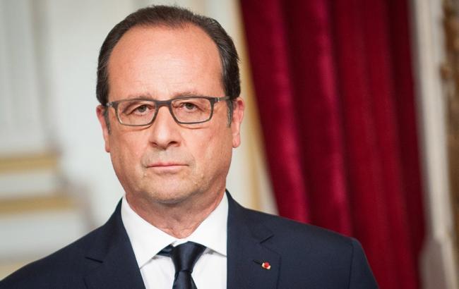 Олланд раскритиковал высказывание Трампа о Париже