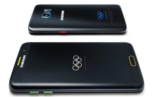 Фото: Samsung презентував смартфон до Олімпійських ігор