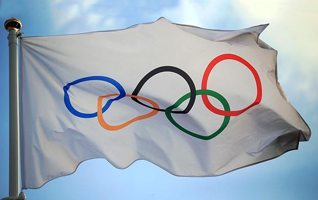 Фото: олимпийский флаг (Olympic.org)