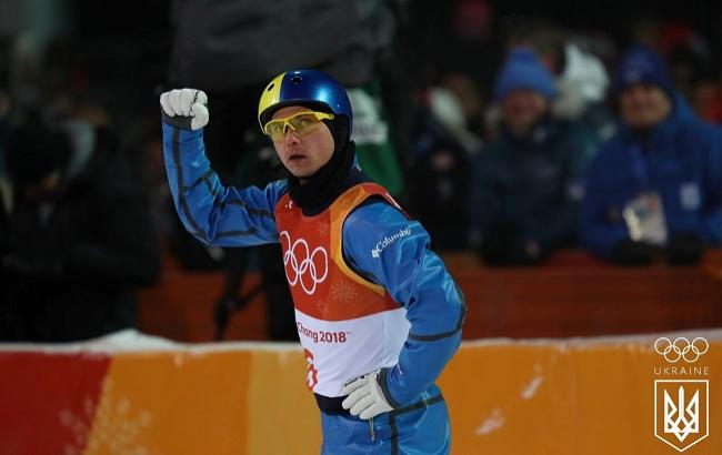 Фото: Александр Абраменко - олимпийский чемпион из Украины (facebook.com/olympicua)