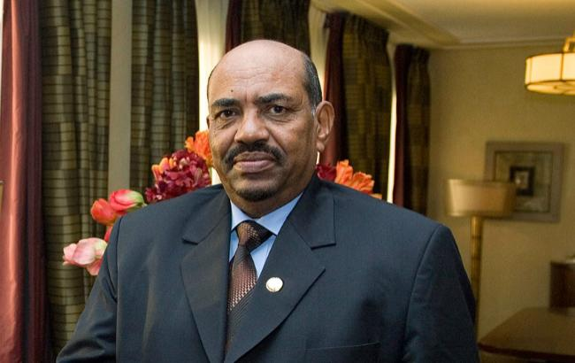 Фото: президент Судану Омар аль-Башир