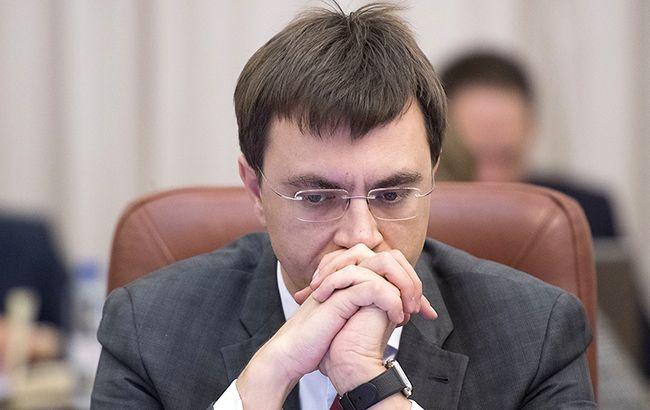 """Министр инфраструктуры Владимир Омелян лишился ряда ключевых полномочий по управлению """"Укрзализныцей"""""""