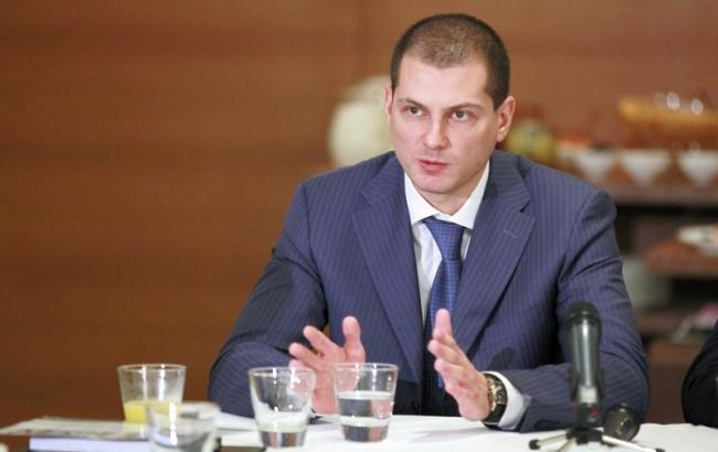 Фото: Депутат Денис Омелянович (latifundist.com)