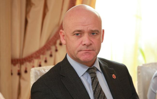 Обшуки у мера Одеси Труханова: в НАБУ повідомили подробиці