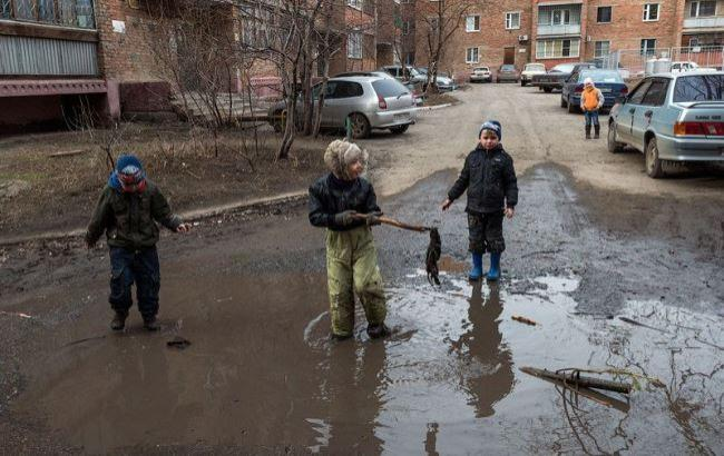 Фото: Жизнь в России