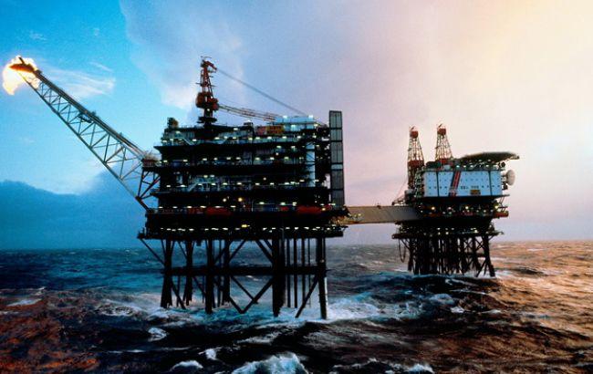 Ціна нафти Brent опустилася нижче 49 дол./бар