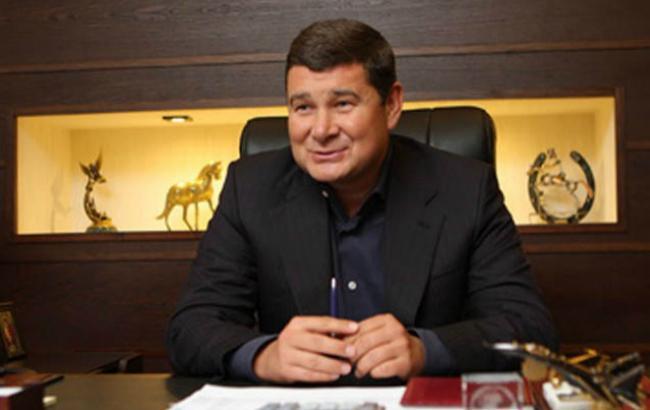 Фото: нардеп Александр Онищенко