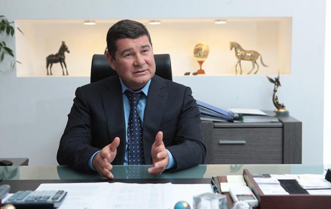 Фигурант дела Онищенко невнес залог и исчез