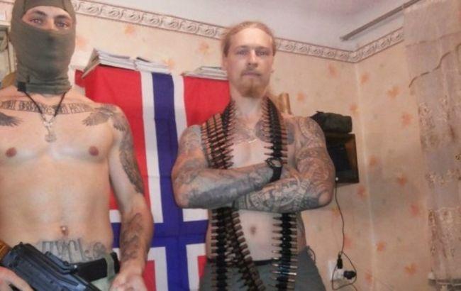 Фото: в Норвегии задержан российский неонацист, воевавший на Донбассе