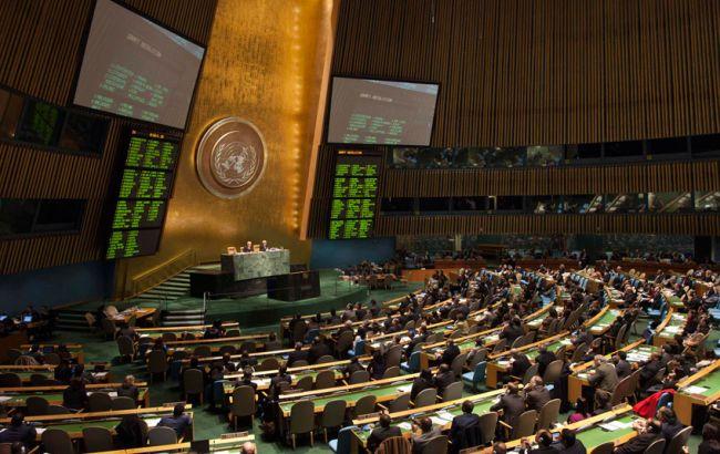 Фото: утверждение резолюции по Крыму запланировано на декабрь 2016 года