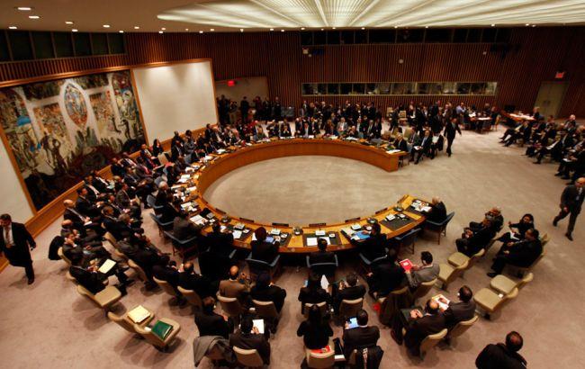 Фото: РБ ООН засудила КНДР за запуск останньої ракети