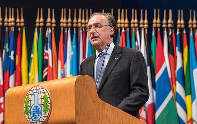 Фернандо Ариас Гонсалес назначен новым генеральным директором Организации позапрещению хим. оружия