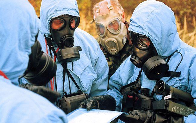 ОЗХО: ВИдлибе, скорее всего, распыляли хлор избаллонов