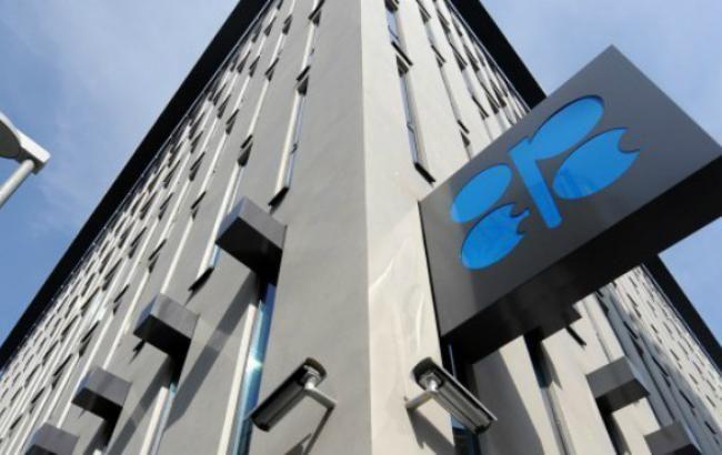 Ціна нафтової корзини ОПЕК опустилася до мінімуму за 4 звітних дні