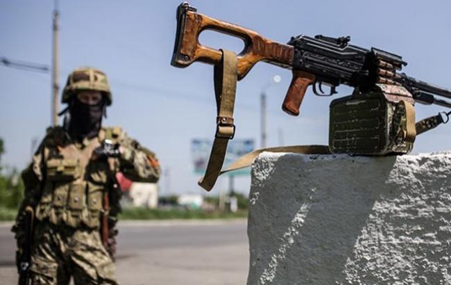 Ситуация в зоне АТО обострилась, боевики увеличили интенсивность обстрелов, - штаб