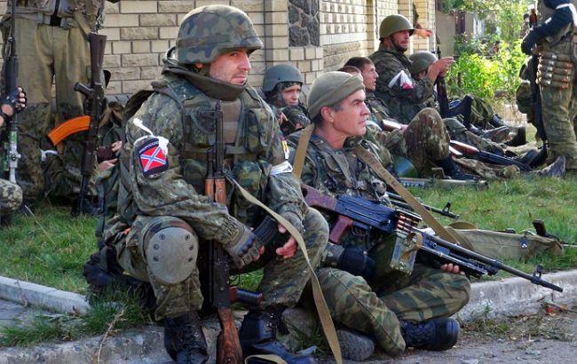 Розвідка повідомила про збройних зіткненнях в Донецьку, загинуло 15 бойовиків