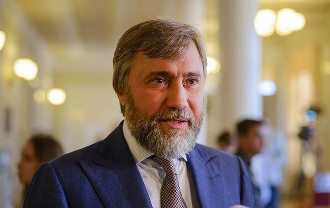 Новинський назвав Ахметова кращим бізнес-партнером, якого він коли-небудь знав