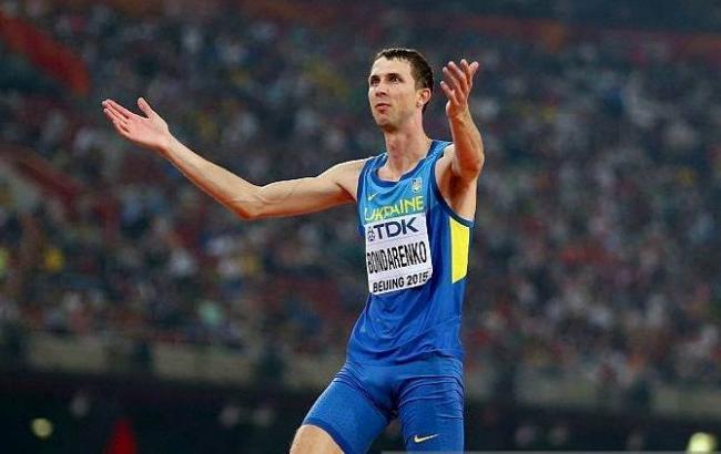НОК України назвав стрибуна Бондаренко найкращим спортсменом серпня