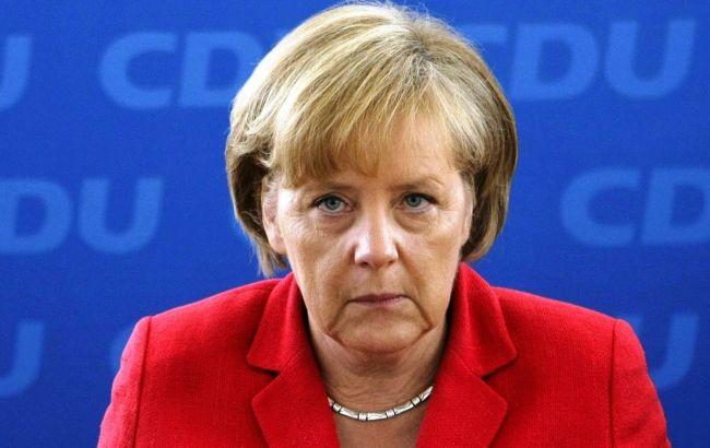 Меркель допитали у зв'язку зі скандалом навколо Volkswagen
