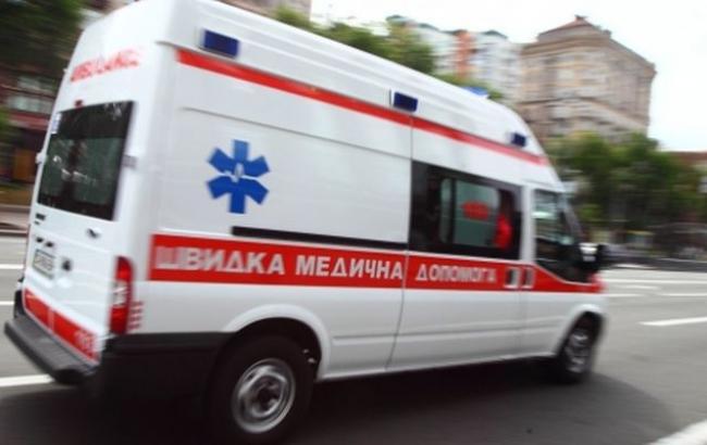 Фото: вследствие стрельбы в Одессе госпитализирован мужчина