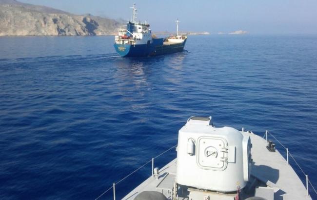 Обстрел Грецией турецкого сухогруза: судно заподозрили в перевозке наркотиков